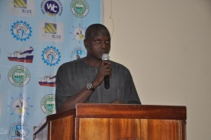 Mr. Lanre Badmus, Chairman of AMJOC Organising Committee